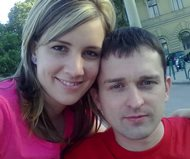Ocskó Julianna és Bálint Szabolcs