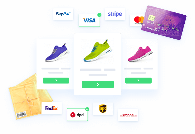 Comece e vender online
